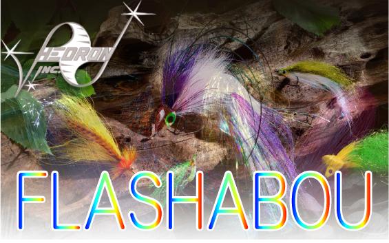 Flashabou white 6947
